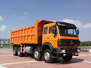 Самосвал North-Benz 8x4 380 л.с